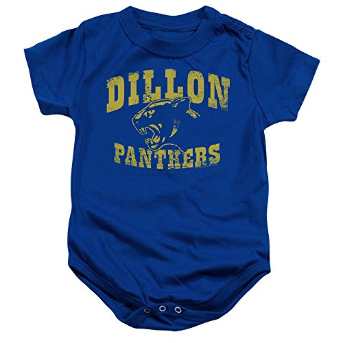 Panthers -- Friday Night Lights Infant One-Piece Snapsuit, 6 Months