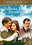 Barbara Taylor Bradford Collection (Vol. 2) - 3-DVD Box Set ( Act of Will / A Secret Affair / Voice of the Heart ) [ NON-USA FORMAT, PAL, Reg.2 Import - Denmark ]
