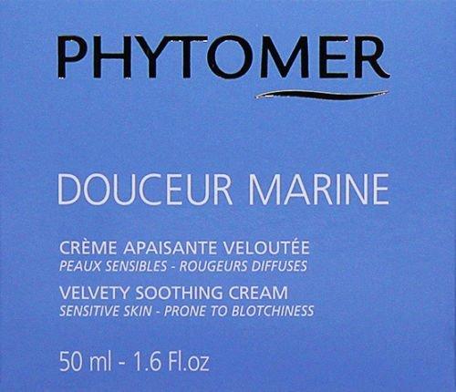 Phytomer Douceur Marine Velvety Soothing Cream 50ml Sensitive Skin Fresh ()