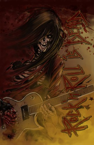 Rock 'N' Roll is Dead: Dark Tales Inspired by Music