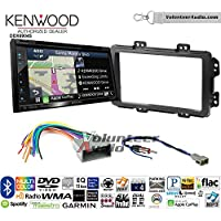 Volunteer Audio Kenwood Excelon DNX694S Double Din Radio Install Kit with GPS Navigation System Android Auto Apple CarPlay Fits 2013-2014 Honda Civic (With Factory Nav)