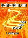 Businessplan.com, L. Manning Ross, 1555714552