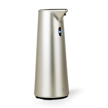 DULPLAY Dispensador automático del jabón, Esterilizador,Sensor de Dispensar jabón casero Dispensador de jabón