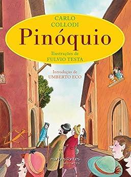 Pinóquio por [Collodi, Carlo]