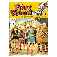 PRINCE VALIANT 1965-67 T15 ROYAUME DE CAMELOT