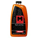 Mothers 25678 M-Tech Wash and Wax, 48 fl. oz.