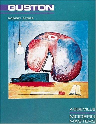 Philip Guston (Modern Masters Series) by Robert Storr (1991-06-01)