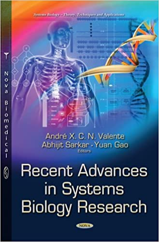 Amazon Recent Advances In Systems Biology Research Systems