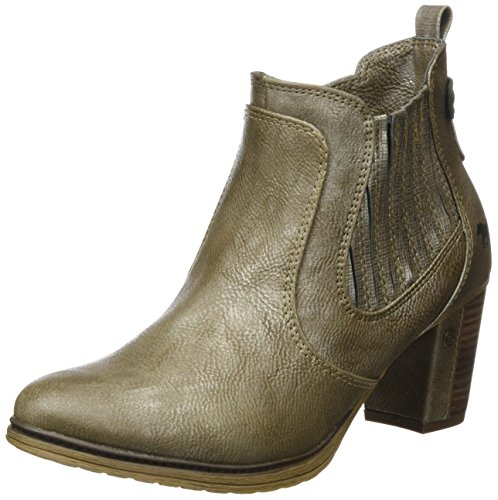 Marron 519 318 1199 Femme Mustang Bottes taupe wvgB0q4