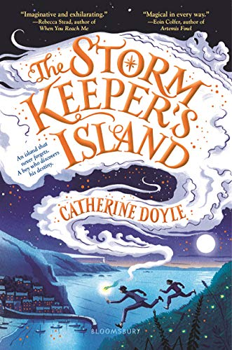 The Storm Keeper's Island (The Storm Keeper's Island Series) by [Doyle, Catherine]