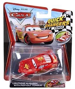 Cars Quick Changers Race