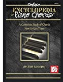 img - for Mel Bay Deluxe Encyclopedia of Piano Chords: A Complete Study of Chords and How to Use Them book / textbook / text book