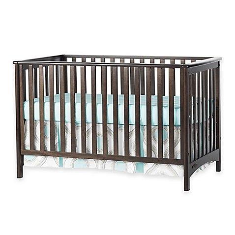 Childcraft London Euro Crib-Slate