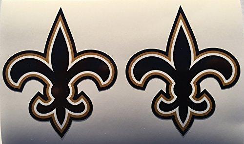 - SBD Decals 2 Fleur De Lis Die Cut Decal New Orleans