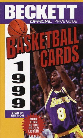 Official Price Guide To Basketball Cards 1999 8th Edition