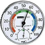 """Hygromètre de Précision """"Klimatest"""" chrome (ancien modèle)"""
