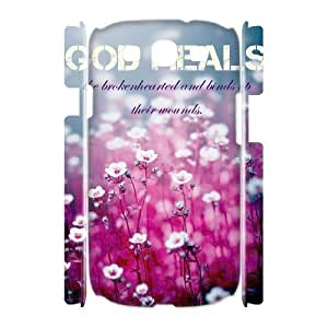 God DIY 3D Cover Case for Samsung Galaxy S3 I9300,personalized phone case ygtg-329150