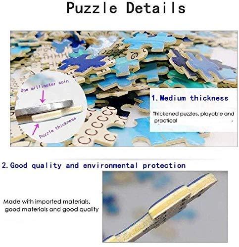 1000-teiliges Puzzle Für Erwachsene- Dogs Animals-Golden Retriever Im Gras Puzzle-HD Printing -Schreiben Partition -Decompression Kinder Lernspielzeug