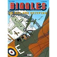 Bal des spitfires (le) biggles 03
