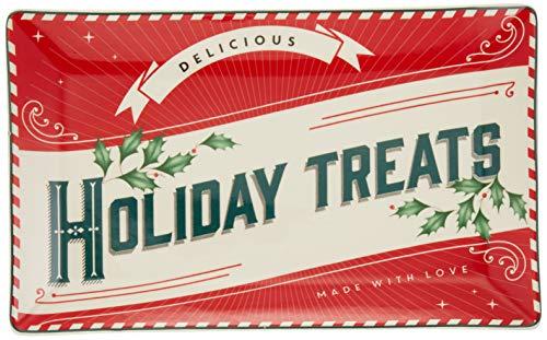 Lenox 879355 Vintage Treats Tray, Multicolor