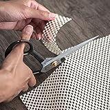 nuLOOM Non-Slip Grip Rug Pad, 8' x 10', White