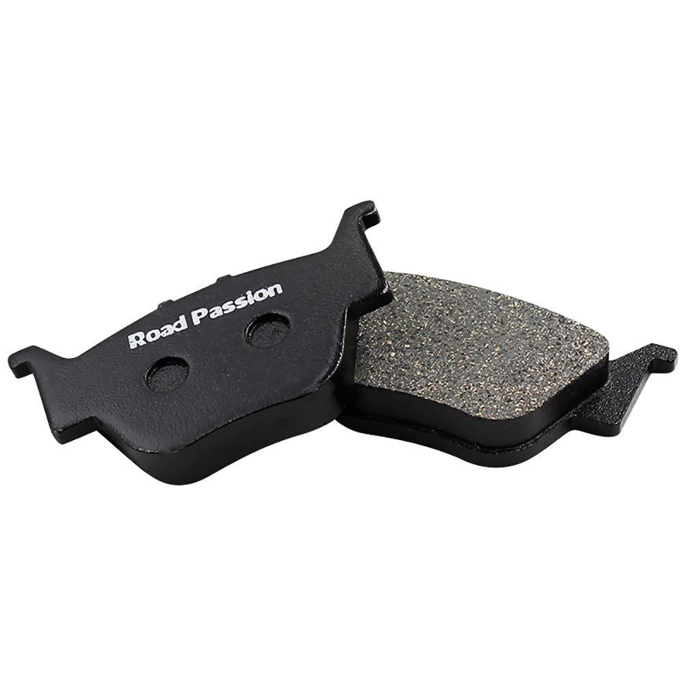Road Passion Rear Brake Pads for HONDA TRX 650 FA3//FA4//FA5 Rincon 4x4 Auto 03-05 R//TRX 680 FA6//FA7//FA8//FA9//FAA//FAB//FAC Rincon 4x4 Auto 06-14 R