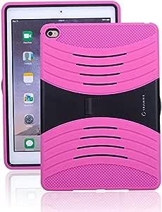 Cellairis Apple iPad Militia Case with Kickstand - Pink