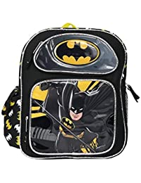 Batman 12 inches Toddler Small Backpack f5e5a7cef954d