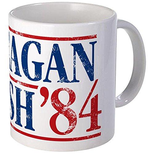reagan bush mug - 6