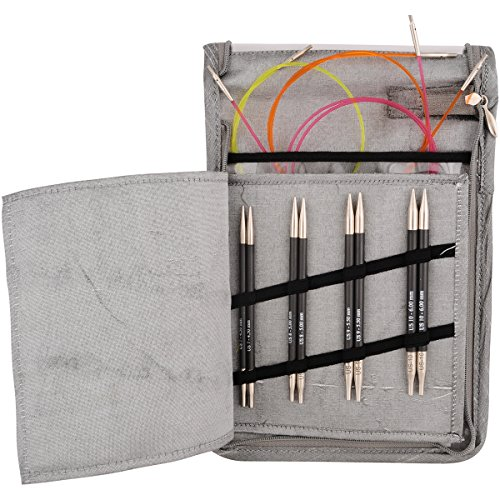 Knitter's Pride Karbonz Deluxe Interchangeable Needles Set by Knitter's Pride