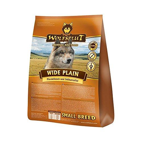 Wolfsblut – Wide Plain Small Breed – 15 kg – Pferd – Trockenfutter – Hundefutter – Getreidefrei