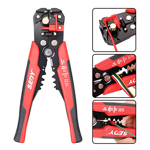 SEDY Wire Stripping Tool, Self-adjusting 8