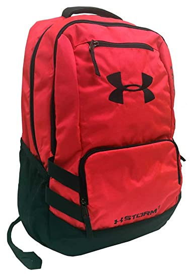 new styles bbd2c cf05f Under Armour Unisex UA Hustle Backpack II Pink Backpack