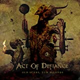 51Y0E%2B%2BFEPL. SL160  - Act of Defiance - Old Scars, New Wounds (Album Review)