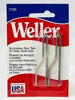 Weller 7135: Weller / Ungar Unplated Copper Replacement Tips for 8200-3 (2