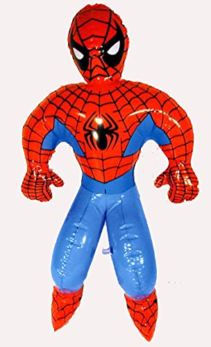 40 Inch Huge Inflatable Novelty Super Hero Spiderman by RI - Man Spider Inflatable