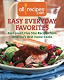 img - for Allrecipes: Easy Everyday Favorites book / textbook / text book