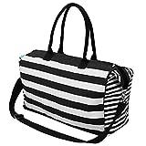 Canvas Cross-body Bags, One Day Travel Top-Handles Bag, Trip Weekend Duffel Bag, Shoulder