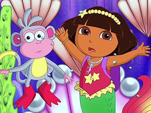 (Dora's Rescue in Mermaid Kingdom)