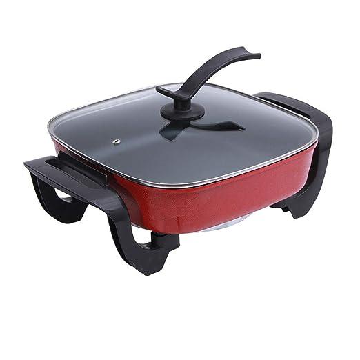 XFKLLL Elektroherd, Elektro-Multifunktions-Wok, cocinas eléctricas ...