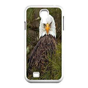 James-Bagg Phone case Eagle pattern art For SamSung Galaxy S4 Case FHYY392739