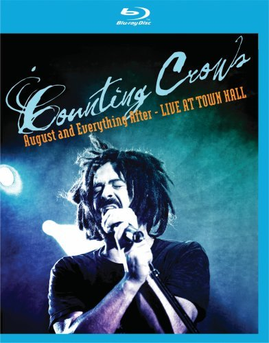 Blu-ray : Counting Crows - Counting Crows: August and Everything Else--Live at Town Hall
