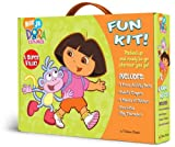 Dora the Explorer Fun Kit, Golden Books, 0375838155