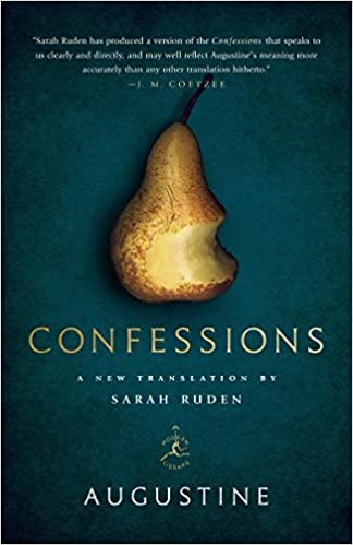 Confessions Augustine Sarah Ruden 9780812986488 Amazon Books