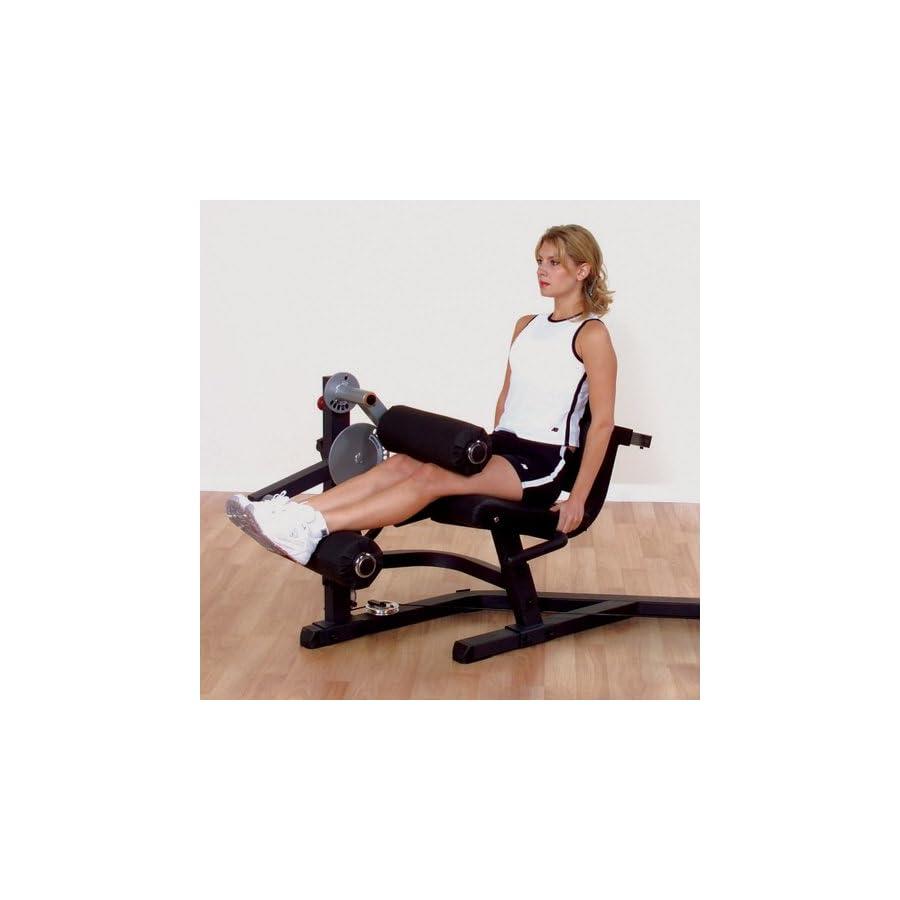 Body Solid G10B LP Bi Angular Gym with Leg Press Attachment