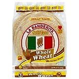 LA BANDERITA TORTILLA WHLWHT 8PC-12.7 OZ -Pack of 12
