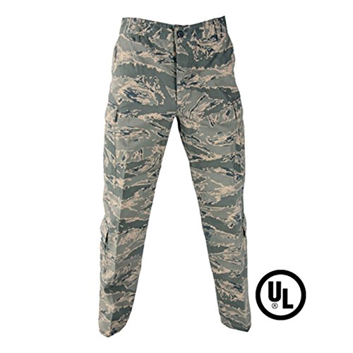 Propper ABU Trouser, Men, 100% Cotton Ripstop, Air Force Tiger, Size 36 Extra Short (Air Force Cargo)