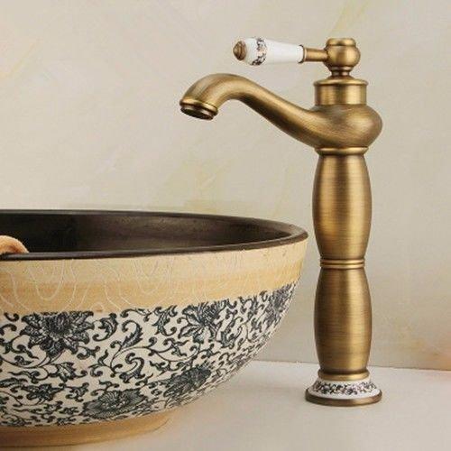 E Küche Küchenarmatur Waschtischarmatur Mischbatterie Spülbecken Armatur  Wasserhahn Bad Kupfer Warmes Und