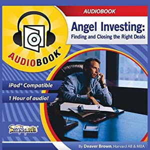 Angel Investing Audiobook