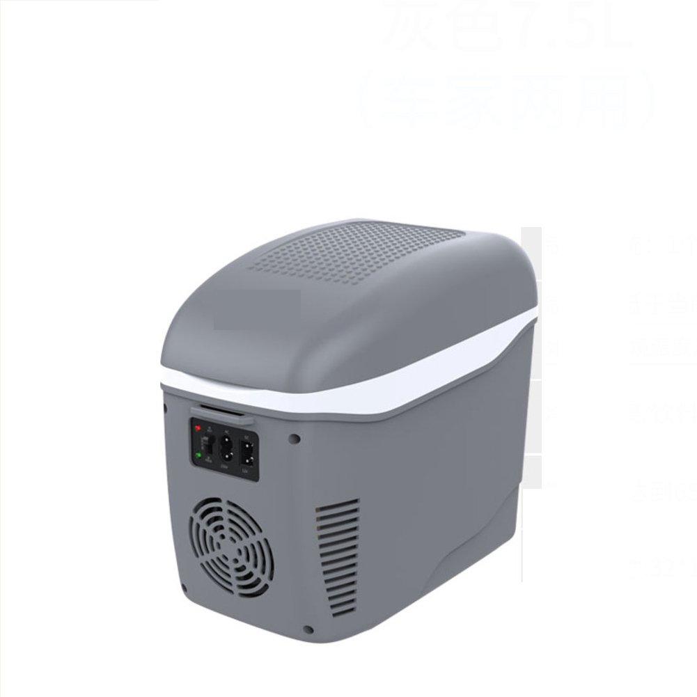 満点の 7.車両用ミニ冷蔵庫の 5 5 リットル,ミニ冷蔵庫冷凍小さなホーム寮生温かい料理と冷たい冷蔵庫-グレー 32x17x30cm(13x7x12inch) 32x17x30cm(13x7x12inch) グレー B07D9MTMS7 B07D9MTMS7, クワガタカブト専門店イークワ:67a2c5e0 --- albertlynchs.com
